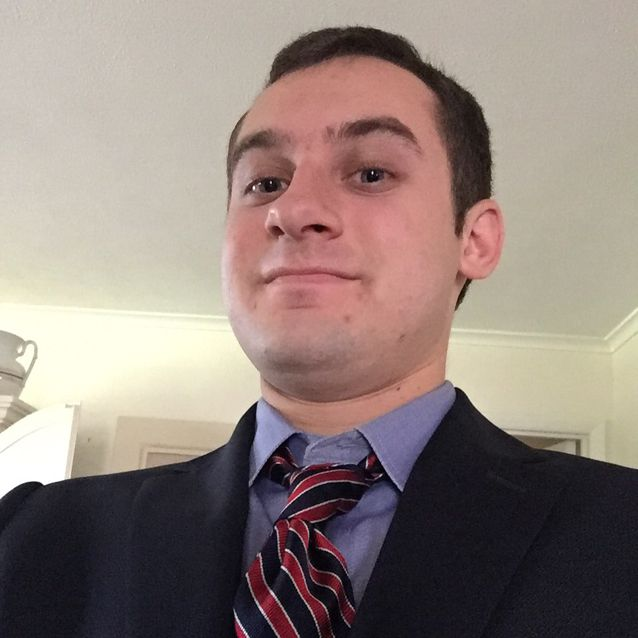 Aiden from Jersey City | Man | 23 years old