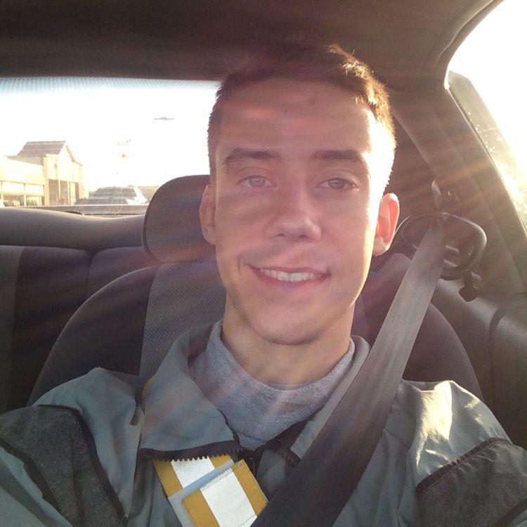Mason from Fairfield   Man   23 years old