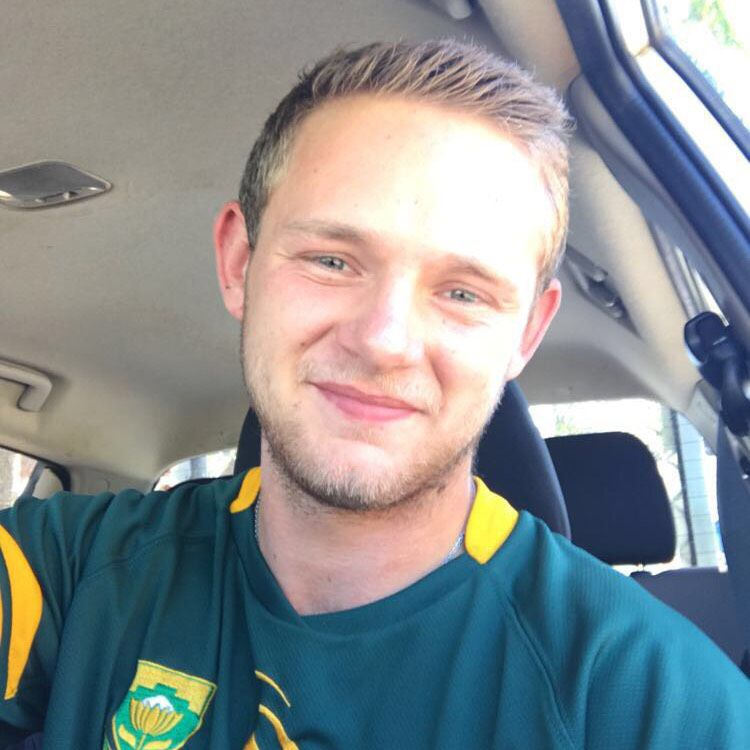 Aiden from Griffith | Man | 32 years old