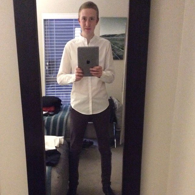 Julian from Mableton | Man | 21 years old